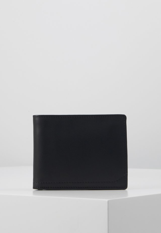 LEATHER - Portafoglio - black