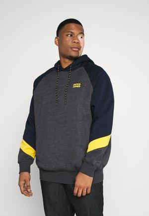 JJPOUL HOOD  - Sweater - dark navy