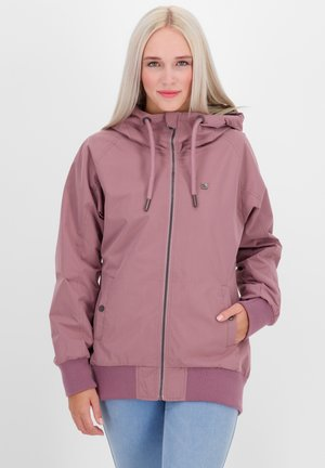 JOHANNAAK JACKET - Summer jacket - purple