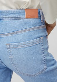 Marc O'Polo - THEDA - Relaxed fit jeans - authentic light blue wash - 3