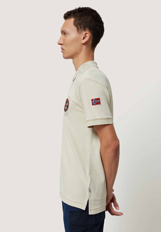 Napapijri ELICE - Polo shirt - dove grey 3tygA