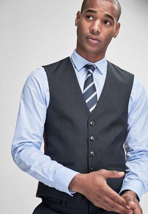 STRETCH TONIC SUIT: WAISTCOAT - Suit waistcoat - dark blue