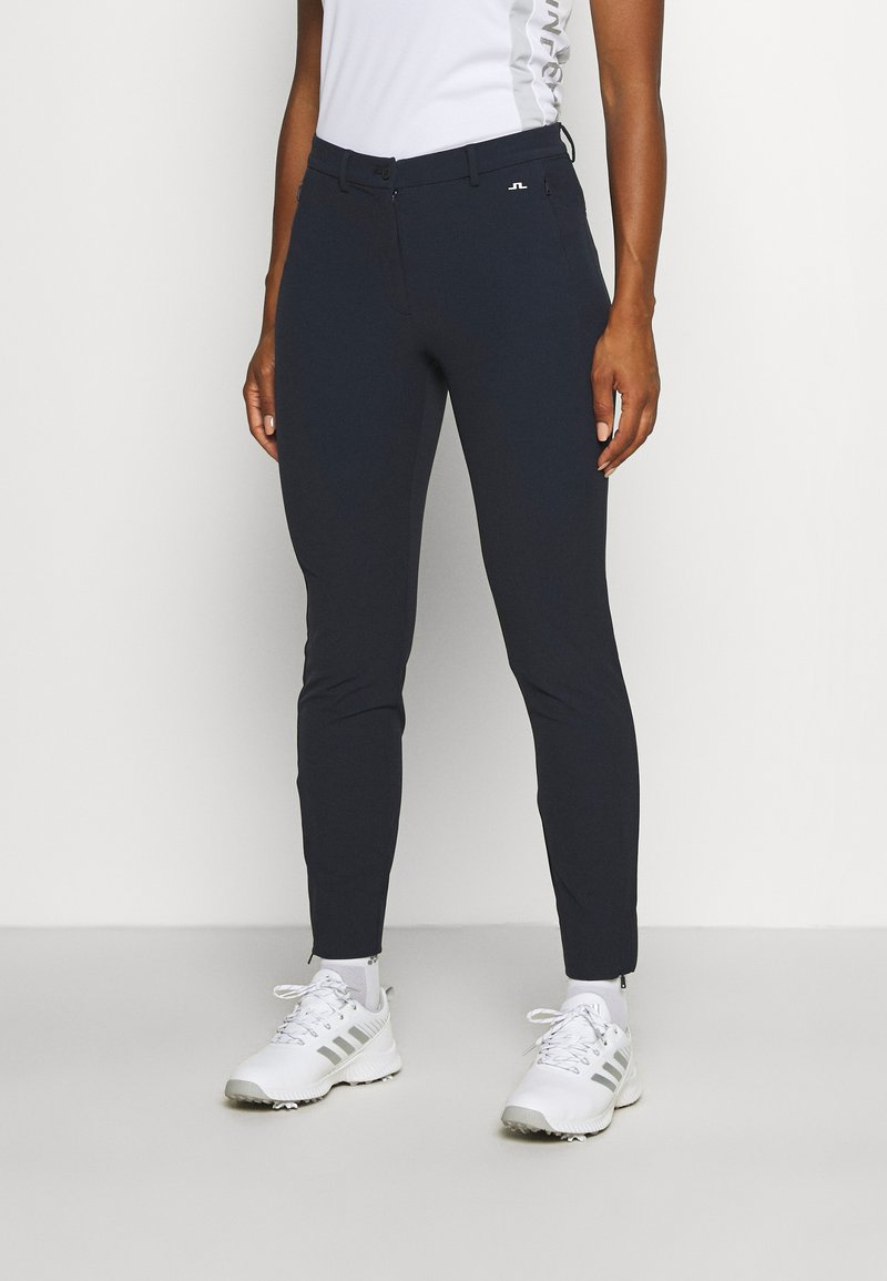 J.LINDEBERG - MARIA  - Trousers - navy