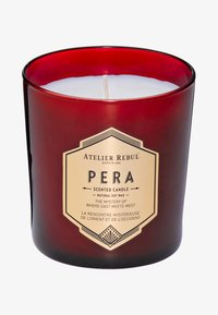 Atelier Rebul - PERA SCENTED CANDLE 210G - Scented candle - red - 0