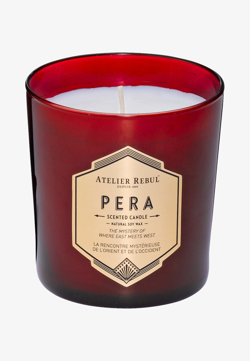 Atelier Rebul - PERA SCENTED CANDLE 210G - Scented candle - red