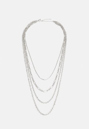 CHAIN - Ketting - silver-coloured