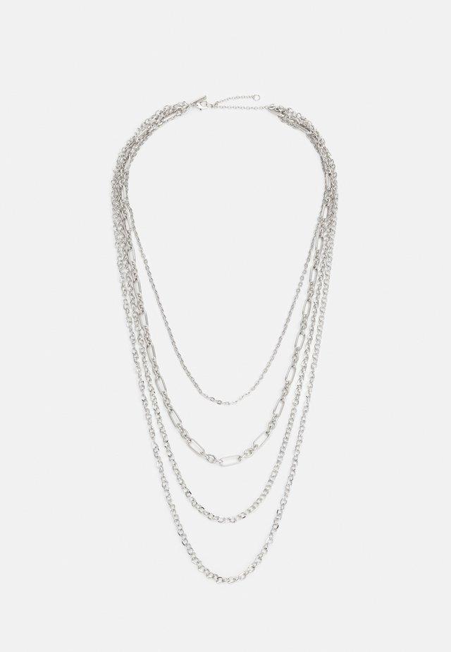 CHAIN - Náhrdelník - silver-coloured
