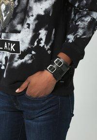 Nudie Jeans - THORSSON - Bracelet - black - 0