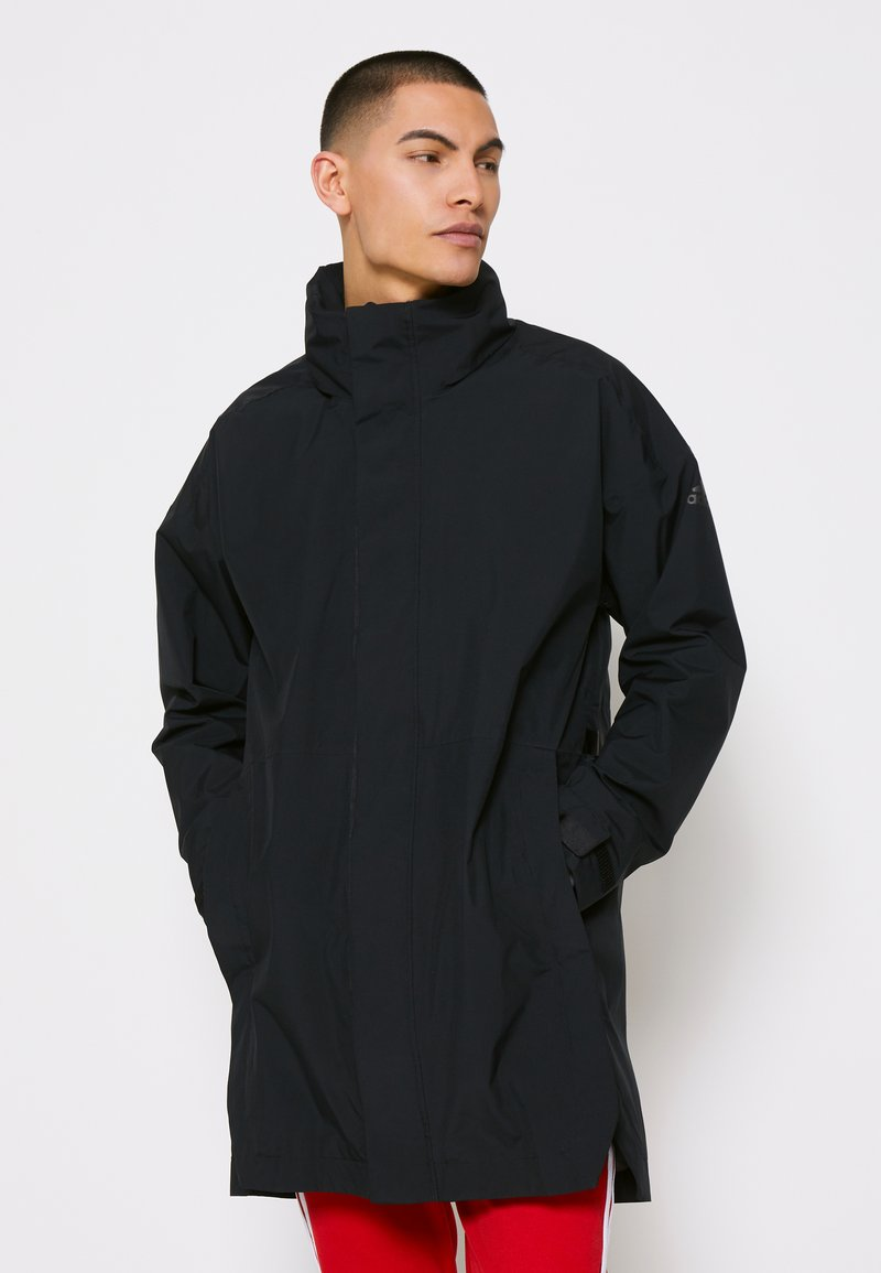 adidas Performance - URBAN RAIN.RDY - Waterproof jacket - black