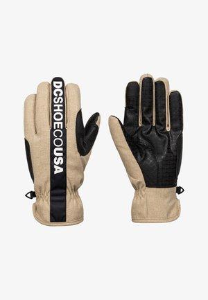 Gloves - twill