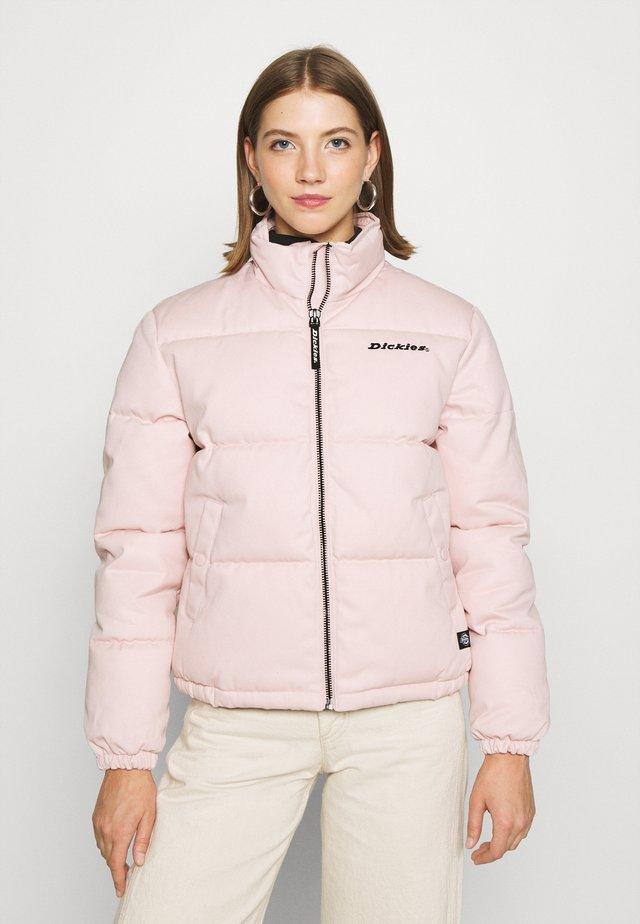 RODESSA - Talvitakki - light pink