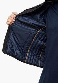 s.Oliver - LANGARM - Light jacket - black - 4
