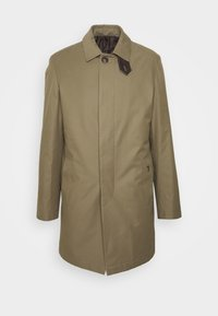Trussardi - COAT REGULAR FIT - Classic coat - caribou - 0