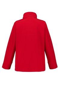 Ulla Popken - Light jacket - neon red - 1