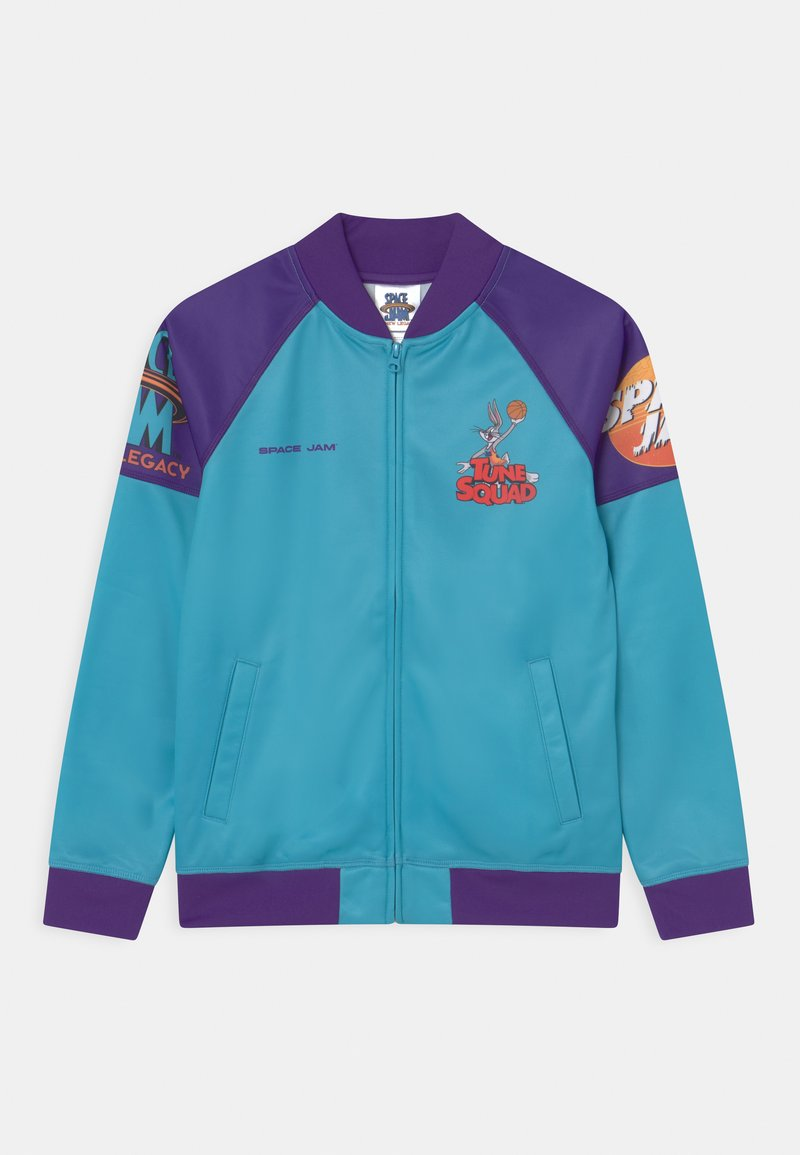 Outerstuff - SPACE JAM GAME CHANGER UNISEX - Giacca sportiva - teal
