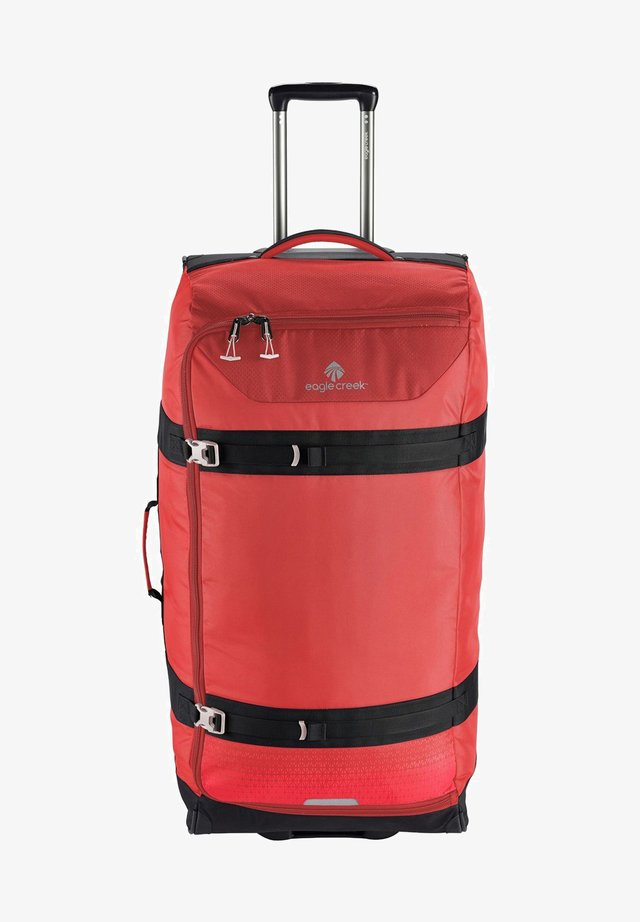EXPANSE - Wheeled suitcase - volcano red