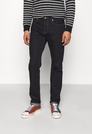 5 POCKETS PANT - Straight leg jeans - denim blu