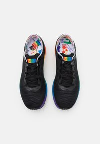 Under Armour - HOVR SONIC 4 PRIDE - Neutral running shoes - black - 3