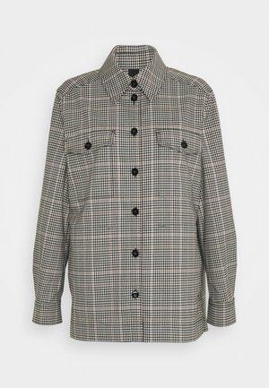SPRECIAL NATHEN - Button-down blouse - multicoloured