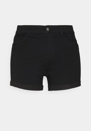 ONLROYAL LIFE - Short en jean - black