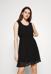 ONLY - ONLLINA DRESS - Cocktail dress / Party dress - black - 3