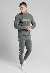 SIKSILK - Sweater - grey - 1