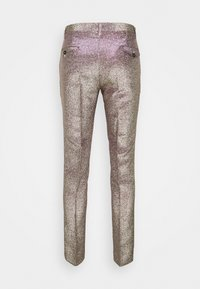 Twisted Tailor - CHIC SUIT - Kostym - iridescent rose/gold - 4