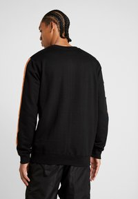 Penn - MEN GRAPHICA CREW  - Sweatshirt - black - 2