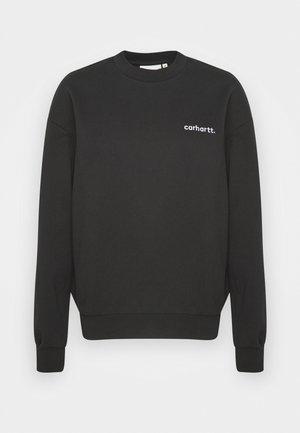 TYPEFACE  - Sweater - black/white
