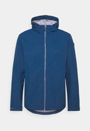 VELDEN - Kurtka hardshell - navy blue