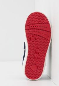 Geox - KILWI - Zapatillas - blue/red - 5
