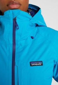 Patagonia - INSULATED SNOWBELLE - Skijakke - curacao blue - 7
