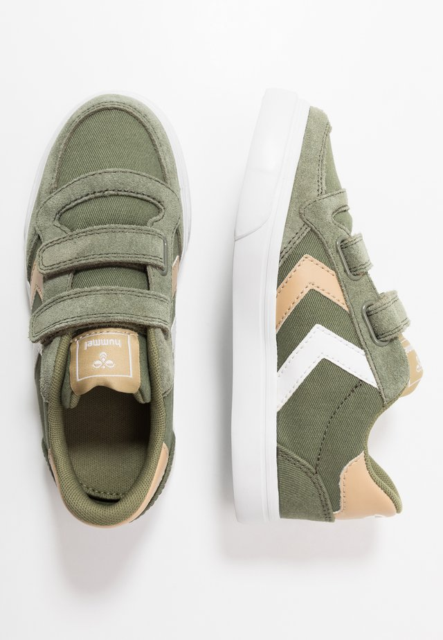 STADIL  - Trainers - deep lichen green