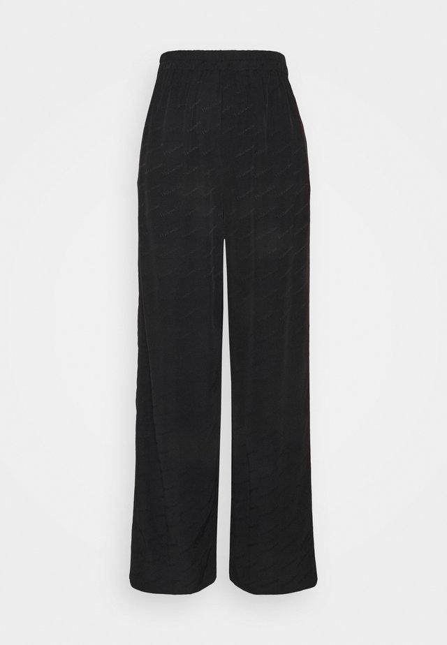 LUKA - Pantalon classique - black