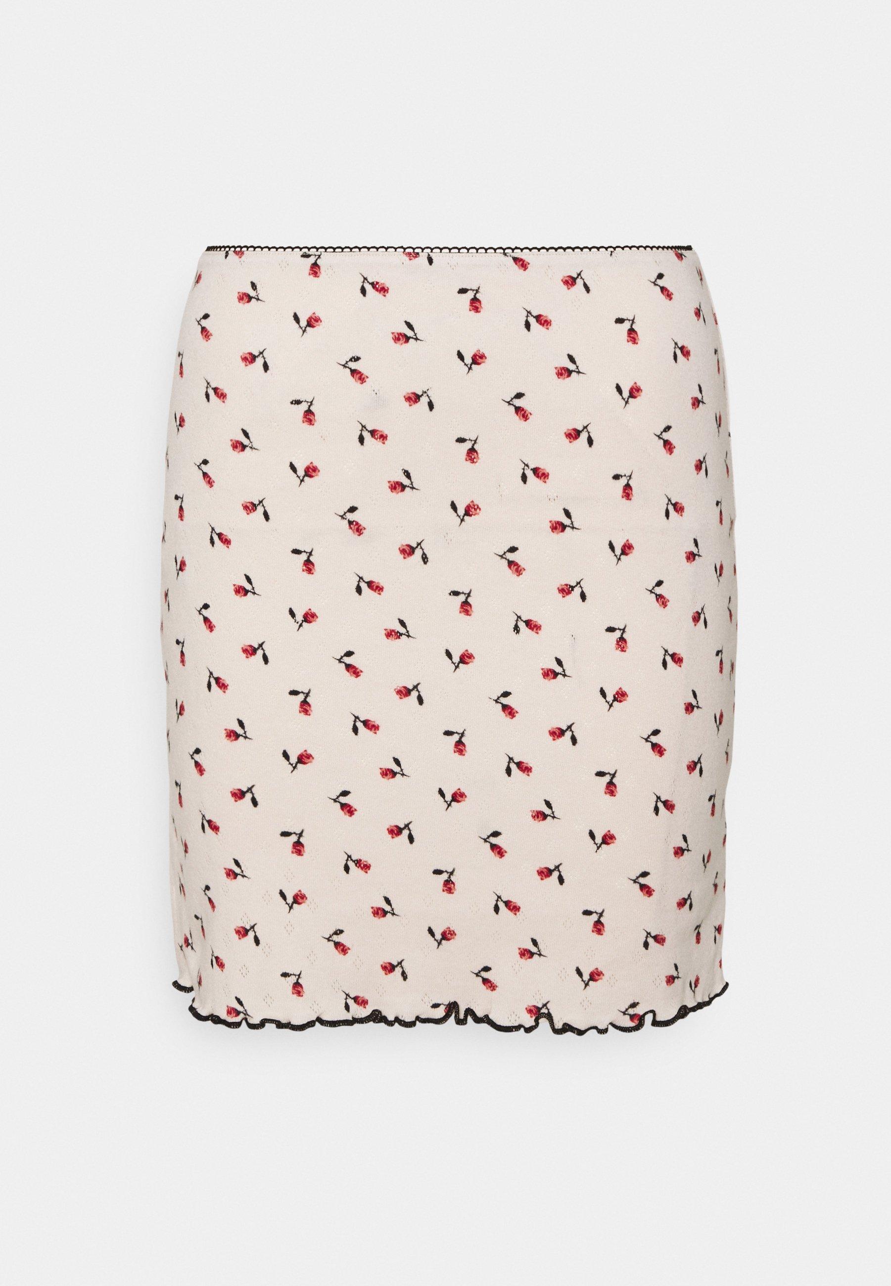 Women BUD SKIRT - Mini skirt