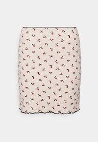 Milk it - BUD SKIRT - Mini skirt - off white - 0