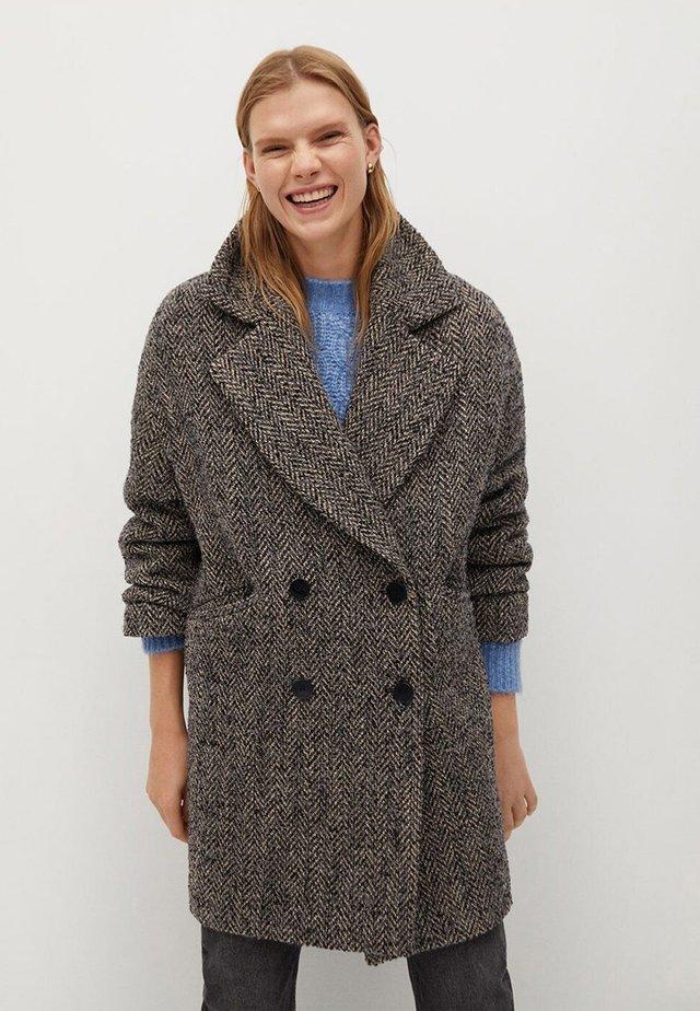 Abrigo de invierno - grijs