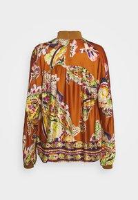 Emily van den Bergh - Blouse - camel/multicolour - 1