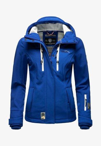 Outdoor jacket - royal blue