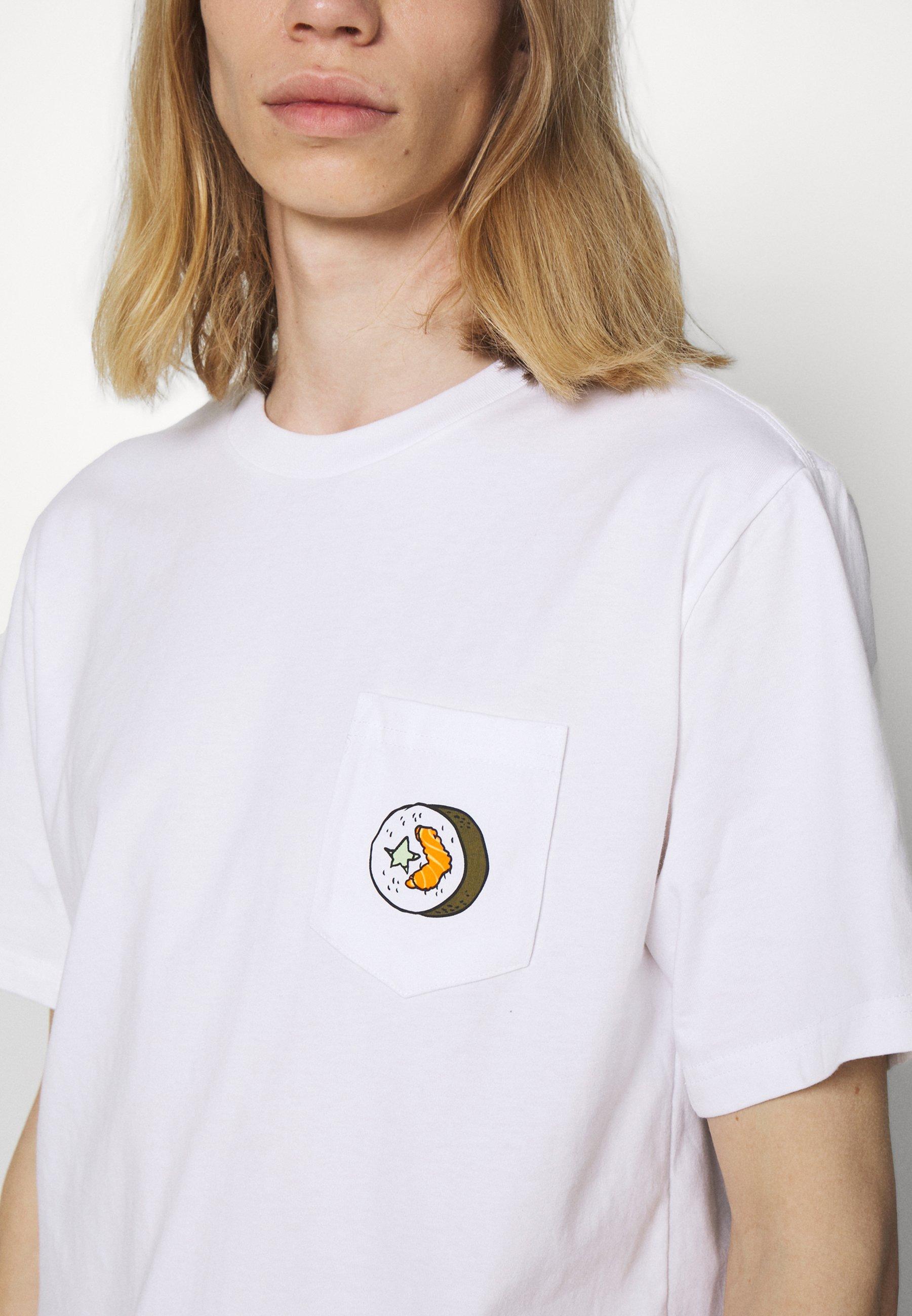 Men SUSHI SHORT SLEEVE TEE - Print T-shirt