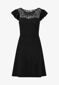 mint&berry - Jersey dress - black - 5