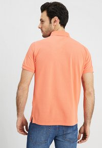 GANT - THE ORIGINAL RUGGER - Polo - coral/orange - 2