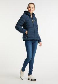 Schmuddelwedda - Winter jacket - marine - 1