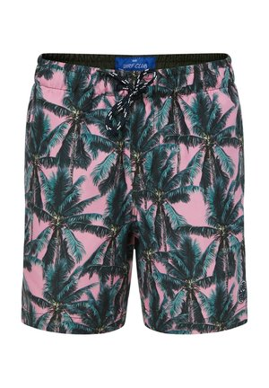 WE FASHION JONGENS ZWEMBROEK MET DESSIN - Swimming shorts - multi-coloured