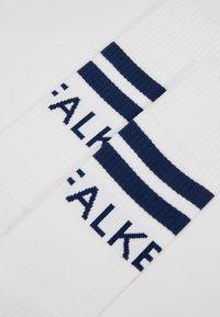Falke - RETRO  - Ponožky - white - 2