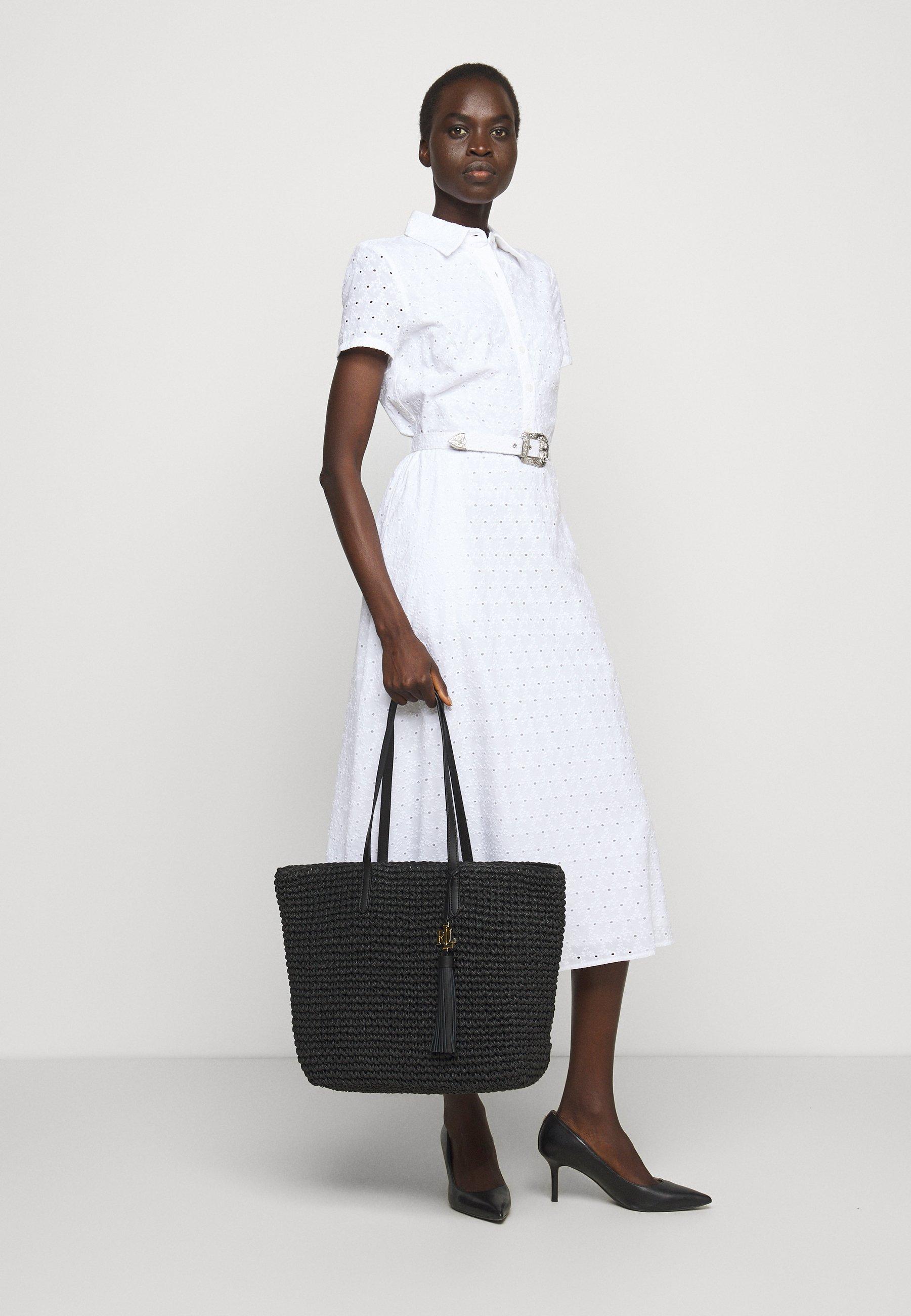 Women CROCHET TOTE - Handbag