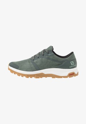 OUTBOUND GTX - Hiking shoes - urban chic/white