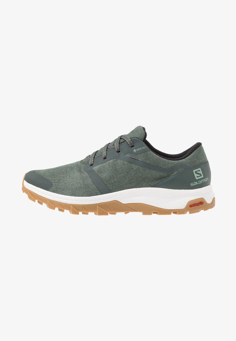 Salomon - OUTBOUND GTX - Hiking shoes - urban chic/white