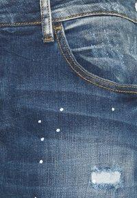 Kings Will Dream - KASSALA CARROT  - Jeans Tapered Fit - indigo - 5