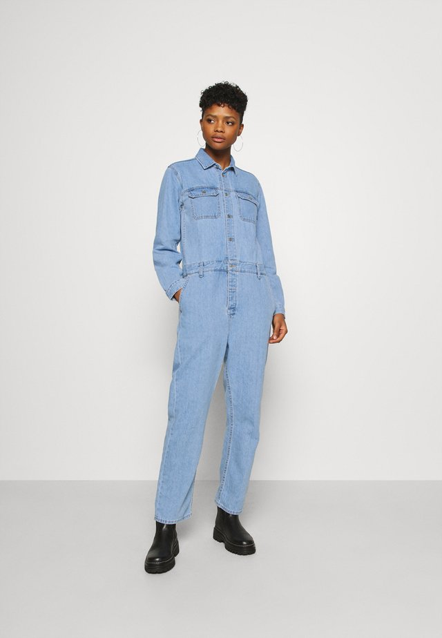 YORK BOILER SUIT - Jumpsuit - light retro
